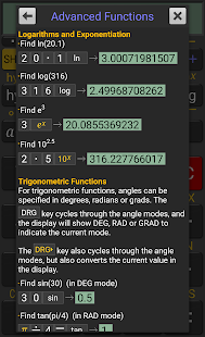 RealCalc Plus Screenshot 5