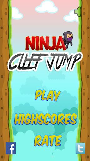Ninja Cliff Jump