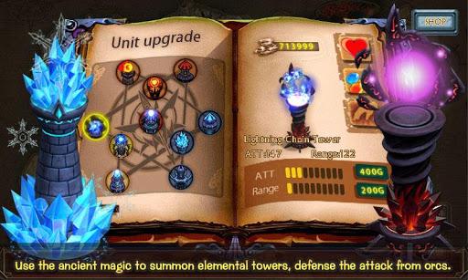 Epic Defense - Fire of Dragon 1.2.0 screenshots 2