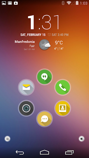 Smart Launcher Pro 2 - screenshot