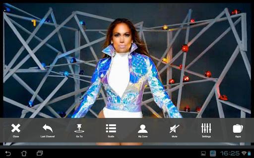 VBox LiveTV for Set-Top-Box