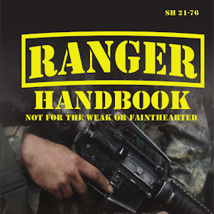 U.S. Army Ranger Handbook 書籍 App LOGO-APP試玩