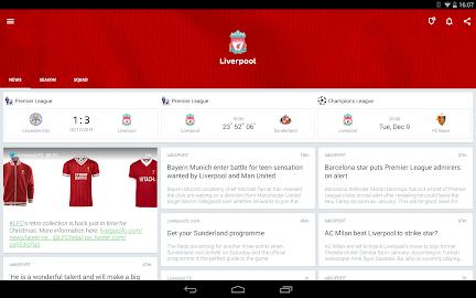 Onefootball - Pure Soccer! Screenshot 4