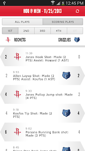 Houston Rockets - screenshot thumbnail