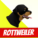 Rottweiler Dogs icon