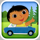 Tizzy Driving Adventure icon