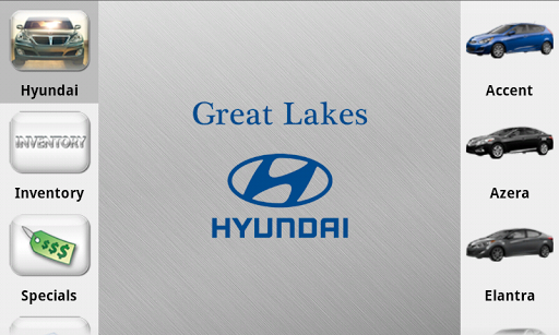 Great Lakes Hyundai Dealer App
