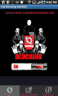 Call Blocking Blacklist- screenshot thumbnail