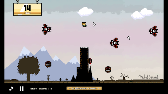 Boomerang Chang Screenshot 4