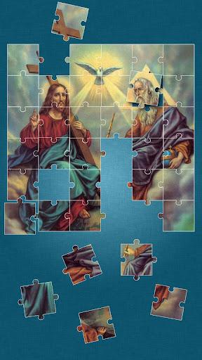 God and Jesus Jigsaw Puzzle 4.6 screenshots 7