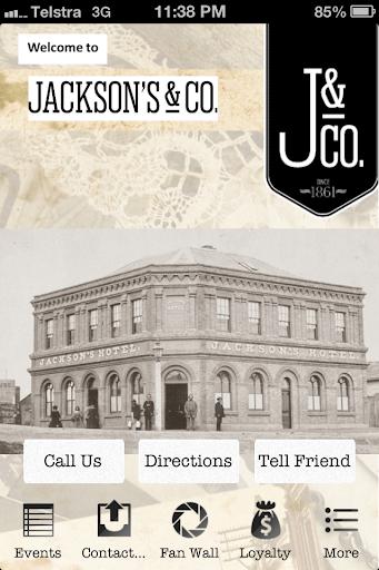 Jacksons Co