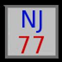 NJ77 logo