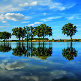 Lake Lajmir by Željko Salai - Uncategorized All Uncategorized