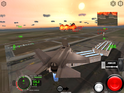 AirFighters Pro Screenshot