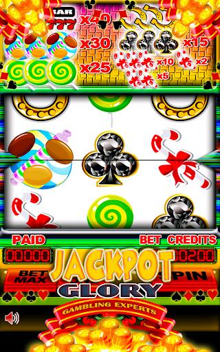 Candy Reel Jackpot Pokie Slots