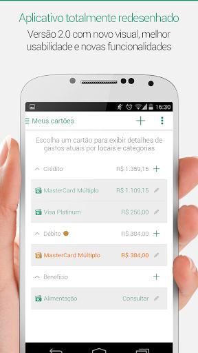 Kreditt – Controle de cartões