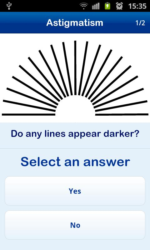 Eye Check by Boots Opticians - screenshot