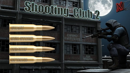 Shooting club 2: Sniper- screenshot thumbnail