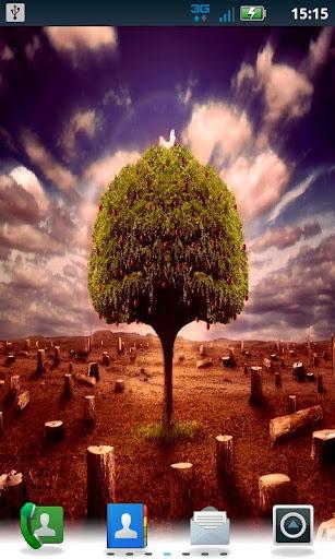 Eternal Tree LWP Pro
