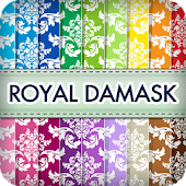 Royal Damask Wallpapers