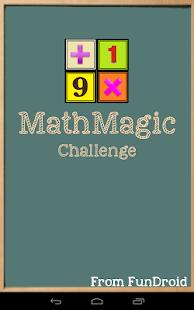 MathMagic Challenge
