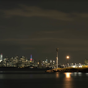 September 11th 2014 by Roy Johannessen - Buildings & Architecture Public & Historical ( freedom tower, brooklyn )
