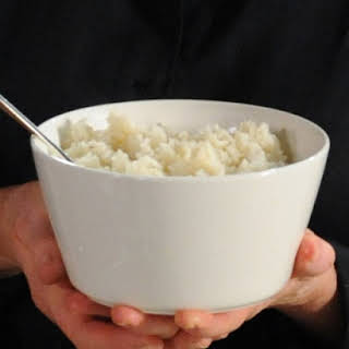 Classic Stove Top Method for Perfect White Rice.