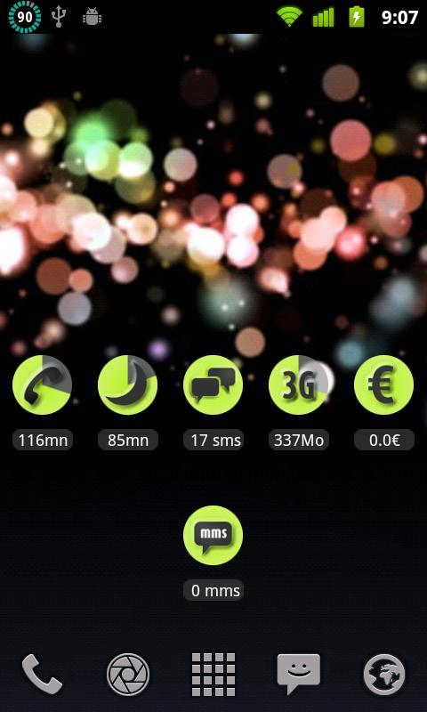 Track your plan- screenshot