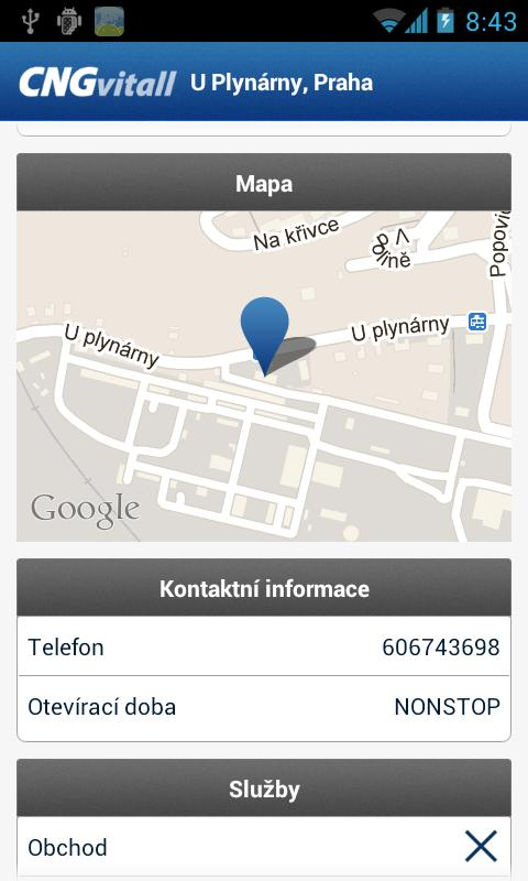 CNGvitall- screenshot