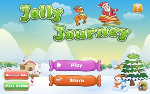 Jolly Journey Santa RacingFREE