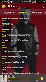 CloudAround Music Player Screenshot 5