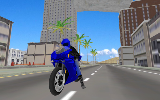 Motorbike Extreme Driving 3D
