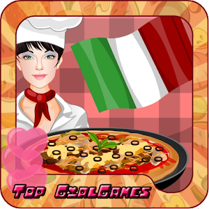 Italian Pizza – kids cooking for PC and MAC