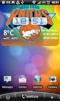 Screenshot of Weather-Watch Widget