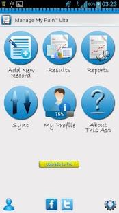 玩免費醫療APP|下載Manage My Pain Lite app不用錢|硬是要APP