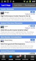 Screenshot of Jeep Cherokee Forum CherokeeTa