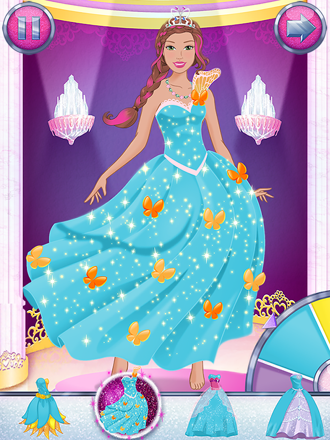 Barbie Fashion Games For Free Barbie Magical Fashion