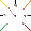 Anemometer icon