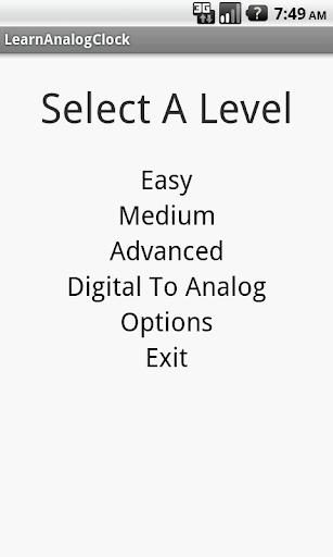 【免費教育App】Learn Analog Clock-APP點子