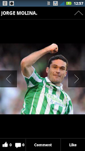 Real Betis Fiebrebetica - screenshot thumbnail