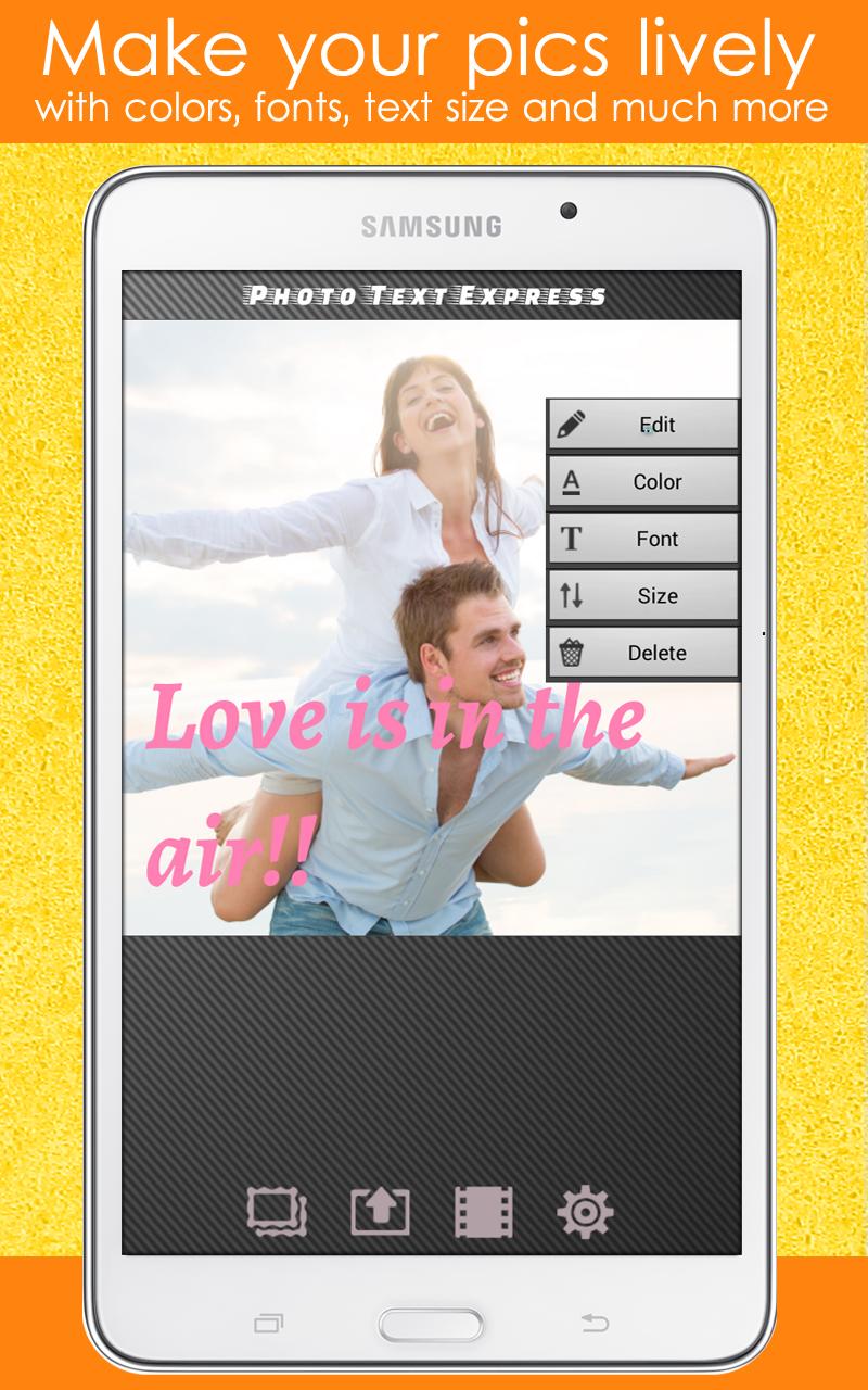 Photo Editor Text Fonts Effect Screenshot 7
