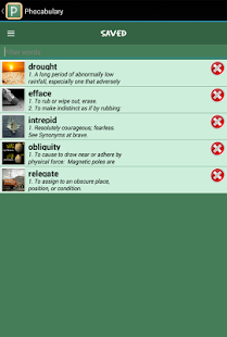Phocabulary - photo vocabulary- screenshot thumbnail