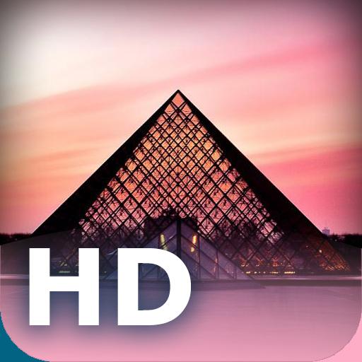 Louvre HD LOGO-APP點子