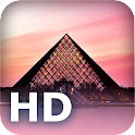 Louvre HD icon