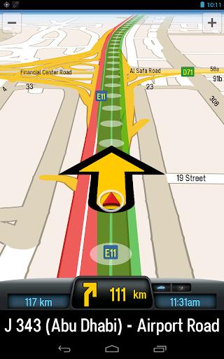 CoPilot Premium GCC - GPS App