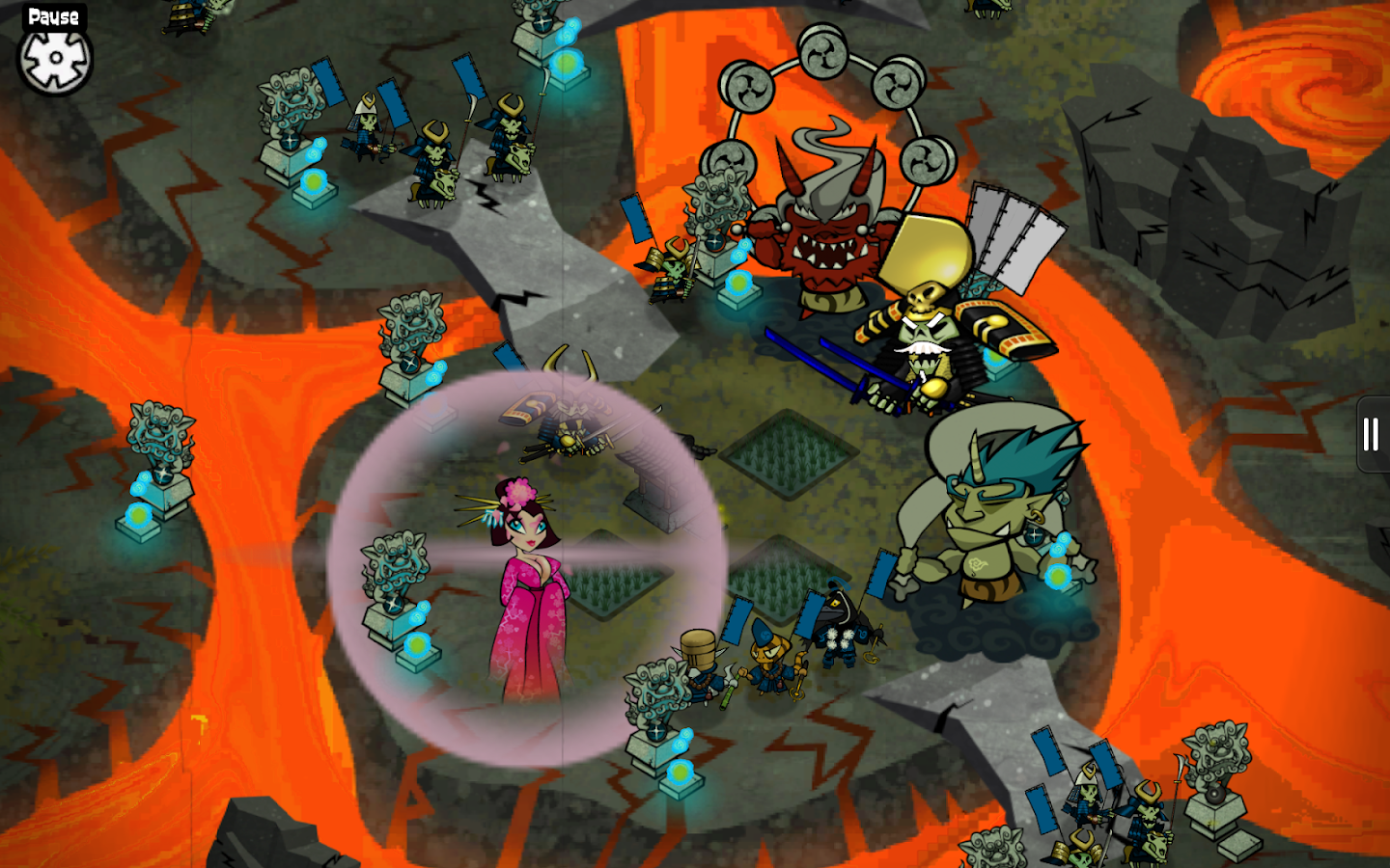 Skulls of the Shogun - screenshot