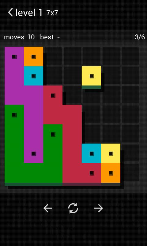 CoCube - Free Flow Game - screenshot