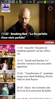 Screenshot of MYTF1News