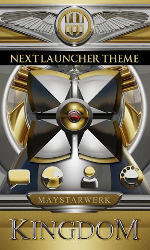 Next Launcher Theme Kingdom