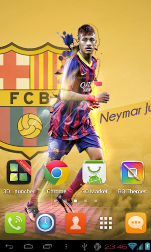 Neymar Jr. FC Wallpaper